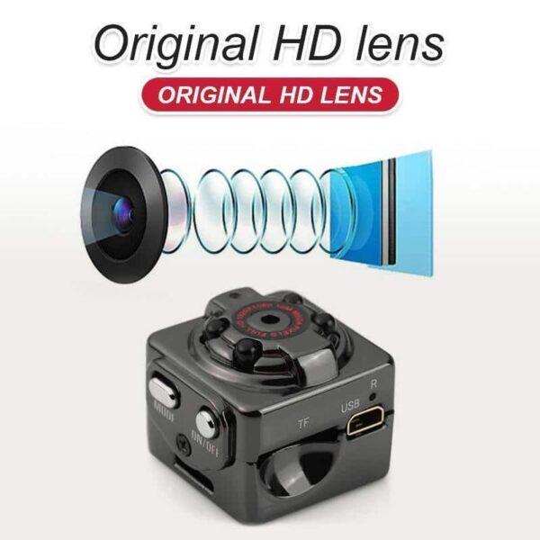 HD 1080P Mini Body Camera