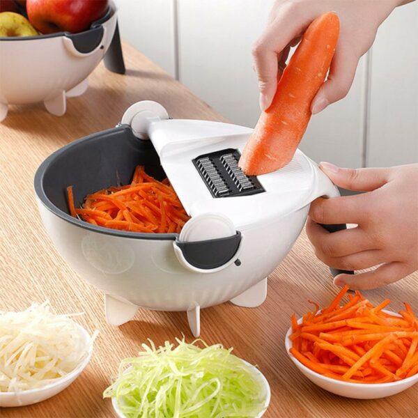 Multifunctional Veggie Cutter