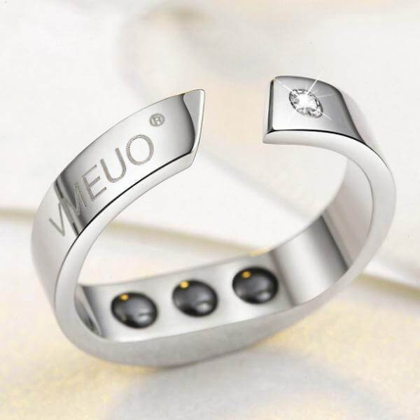 Titanium Anti-Snoring Ring