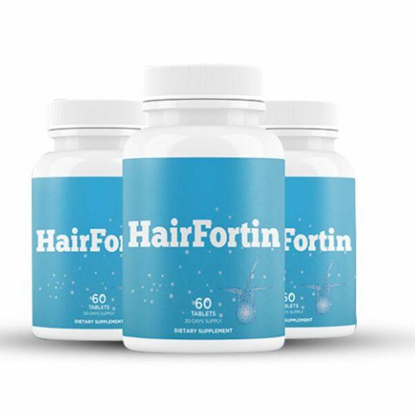hairfortin – #1 hair growth supplement