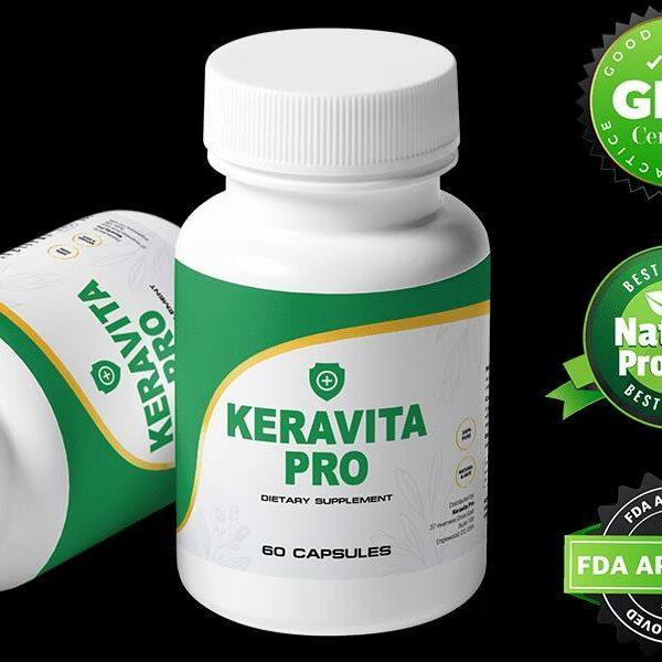 keravita pro – #1 natural toenail fungus aid supplement