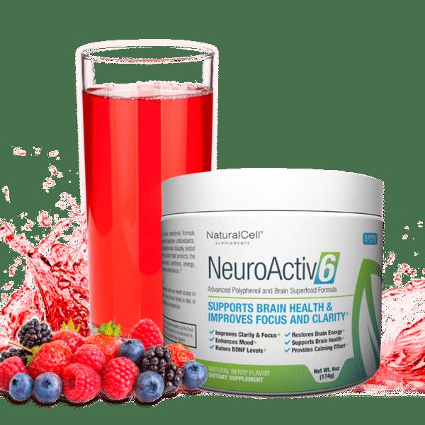 neuroactiv6 – #1 brain and energy support supplement